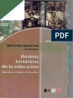 Rostros Históricos de La Educación