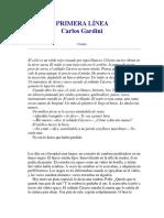 Primera Línea_carlos Gardini