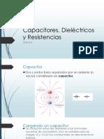 UNIDAD III_Capacitores%2c Dieléctricos y Resistencias