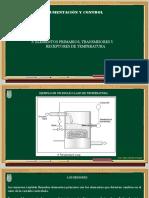 Principios de instrumentos de Medición de Temperatura