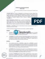 Contrato Firmado SKP 077-2017