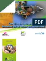 Cartillaindicadores INFA -DINAF UNICEF