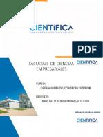 Proceso de Negociacion Con Clientes Extranjeros (1)