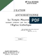 La Conjuration Antichretienne (Tome 1) 000000176