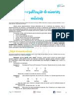 MA02 - Adição e subtração de números naturais