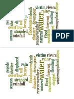 Wordle FLOOD