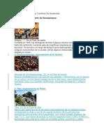 Los 10 Mejores Lugares Turísticos de Guatemala