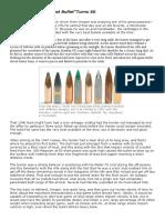 The World's Deadliest Bullet Turns 60