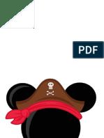 Mickey en Busca Del Tesoro