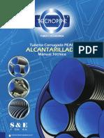 Manual Tuberia Corrugada Pead Tecnopipe