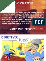 Teoria Del Fuego