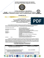 "2018-07-09 SPANISH ANNOUCEMENT - THE UN-SWISSINDO WORLD BANK GROUP INDONESIA ORGANIZER OF ""TREATY EVENT"" GRANTS PAYMENT ORDER 1-11 UN SWISSINDO WORLD BANK GROUP DECLARATION OF TRANSACTION"