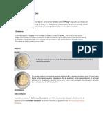 Informacion de monedas