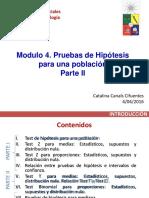 Diapositivas Modulo 4. Parte II
