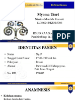 Mioma Uteri - Refkas Nisrina Maulida Rozanti