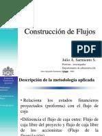 Evaluación Financiera de Poyectos - Construcción de Flujos