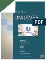 Caso 5 Unilever