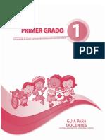 Matematica - Texto Docente - 1° Grado