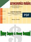 Ch18 Money Supply and Money Demand