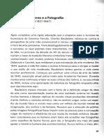 Charles Baudelaire_O Público Moderno e a Fotografia