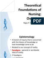 Theoretical Foundations of Nursing Overview.ppt