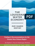The Louisiana Water Economy