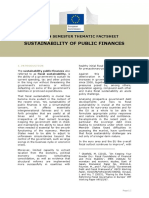 European Semester Thematic Factsheet Public Finance Sustainability En
