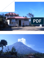 MOUNT MERAPI CENTRAL JAVA INDONESIA