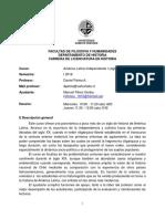 Programa a.lat.Indep.I D.palma I 2018