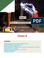 Corriente Eléctrica Física 2