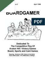 Boardgamer v1n2