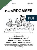 Boardgamer v1n3