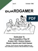 Boardgamer v1n4