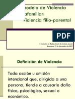 Violencia Filio Parental