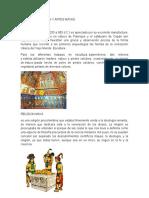 Economia, Religion y Arte Maya