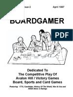 Boardgamer v2n2