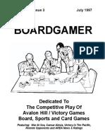 Boardgamer v2n3