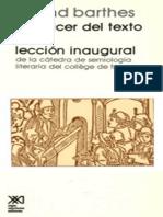 Barthes - El placer del texto.pdf