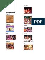 Los 22 Idiomas de Guatemala Imagenes