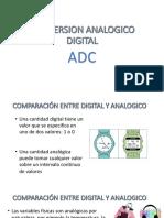 DAC y ADC