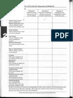 impression management worksheet - essentials workbook