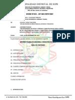 Informe Nº 0553 Adicional Deductivo Pistas Bolivar