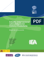 ICCS 2009 Framework Spanish