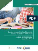 Marco de Referencia Iccs-2016