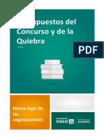 Lectura 3-Presupuestos del Concurso y de la Quiebra.pdf