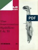 [Aircraft Profile 041] - Spitfire Mk.i-ii
