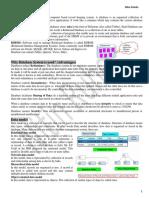 Informatics Practices Class 11th Notes Unit 3 Part-1 MySql