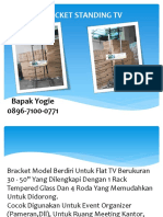 WA 0818-0927-9222 | Bracket TV Surabaya, Bracket Tv Jakarta Jakarta