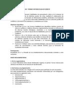 Bases Torneo Interescolar de Debate [33278]