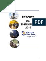 Reporte de Sostenibilidad 2016 ELSE VF JUN-17